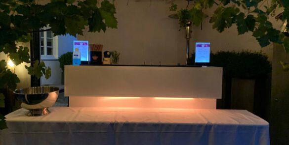 Mobile Cocktailbar in München