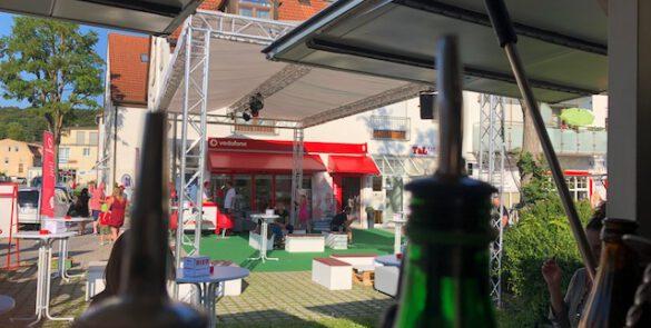 Mobiler Cocktailservice in München bei einem Event